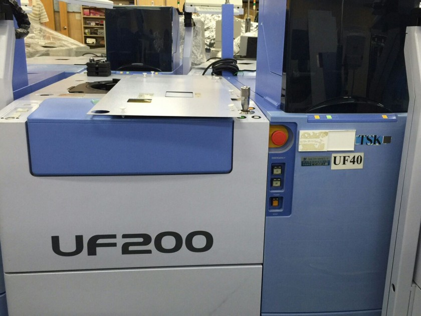 Tsk Uf200 Wafer Prober Csi Semi Used And Refurbished