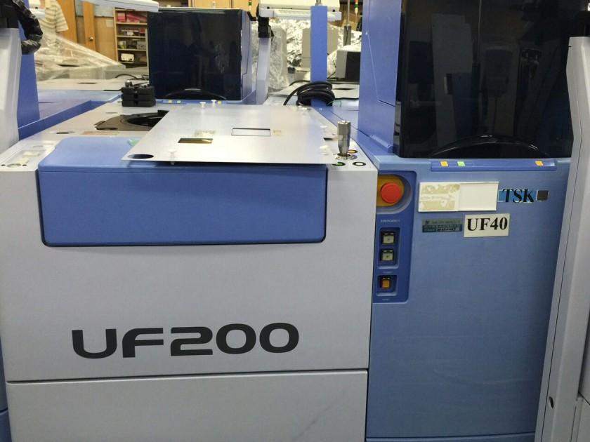 Tsk Uf200 Wafer Prober