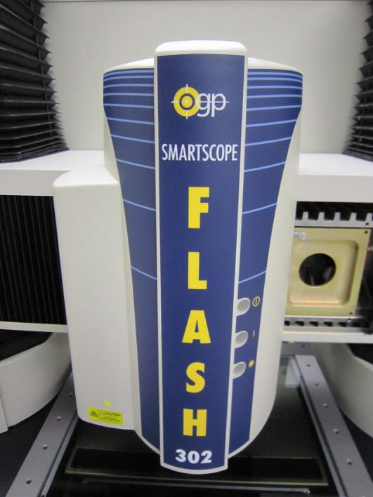 Ogp Smartscope Flash 302 Optical Cmm System Csi Semi