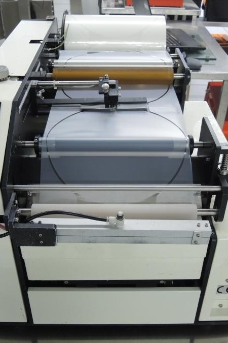 Lintec Rad 2500 M 8 Tr Wafer Mounter