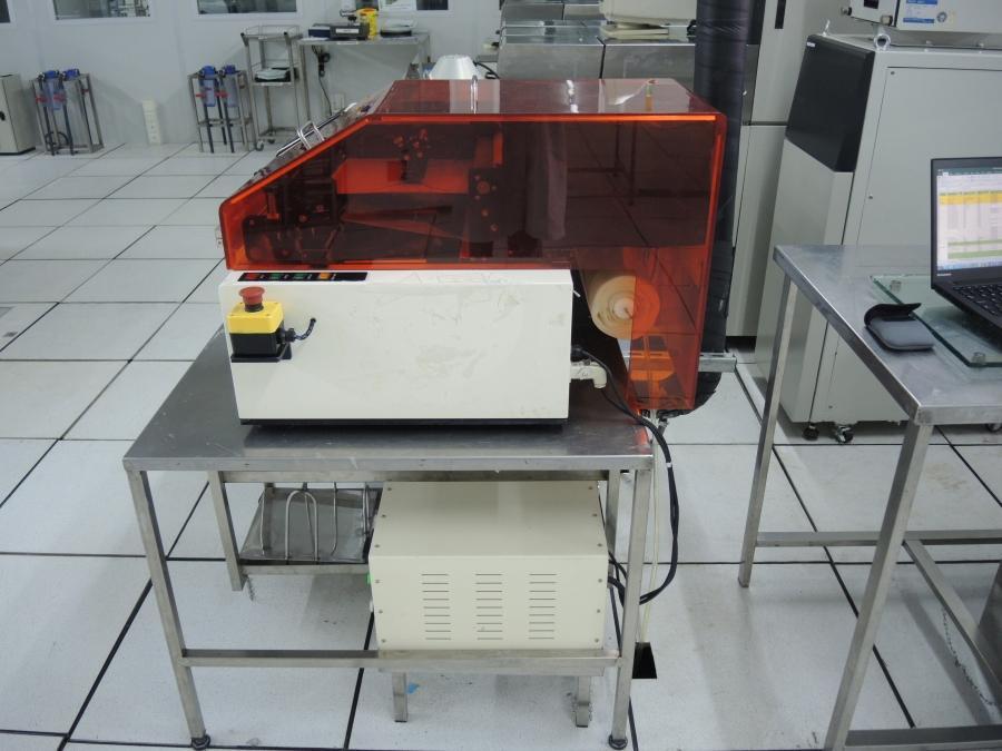 Lintec Rad 2500 M 8 Tr Wafer Mounter Csi Semi Used And