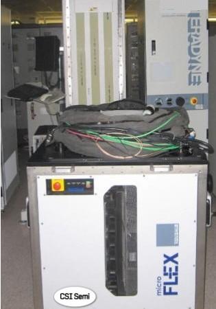 Teradyne Microflex tester