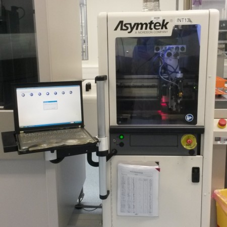Asymtek S920N Dispenser