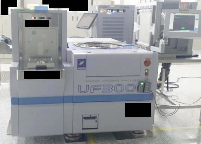 tsk uf3000 wafer prober x 2 sets rh csisemi com Wafer Prober Prober Inc