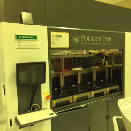 FSI Polaris 2500 Microlithography Cluster 200mm