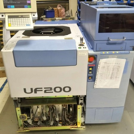 TSK UF200 & UF200S Wafer Probers September 2018