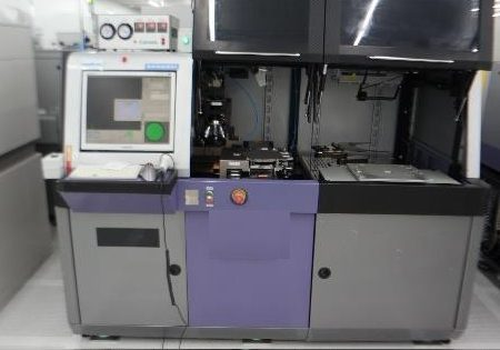 CAMtek falcon 520 D plus AOI system